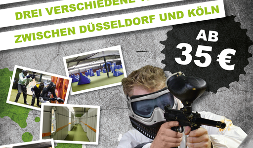 Paintballhalle Monheim